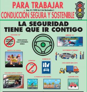 Curso Conducción Segura PRL Aseacam 2019